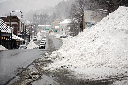 winter boone nc 2014 | Winter Snow - The Watauga Democrat
