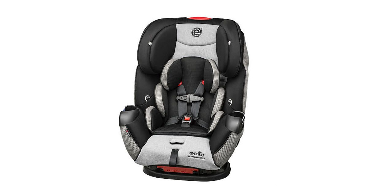 Evenflo Symphony Car Seat Ringing Up For 2 Cents Go Now Car Seats Booster Car Seat Convertible Car Seat