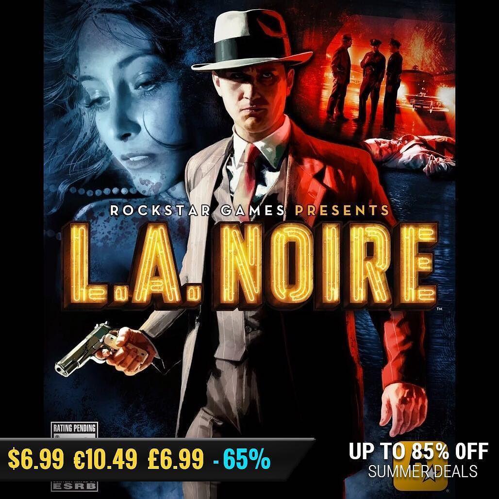 Sila Games summer sale #gamedeals L.A. Noire -65% Off $6 ...