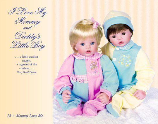 loves boys Mommy little