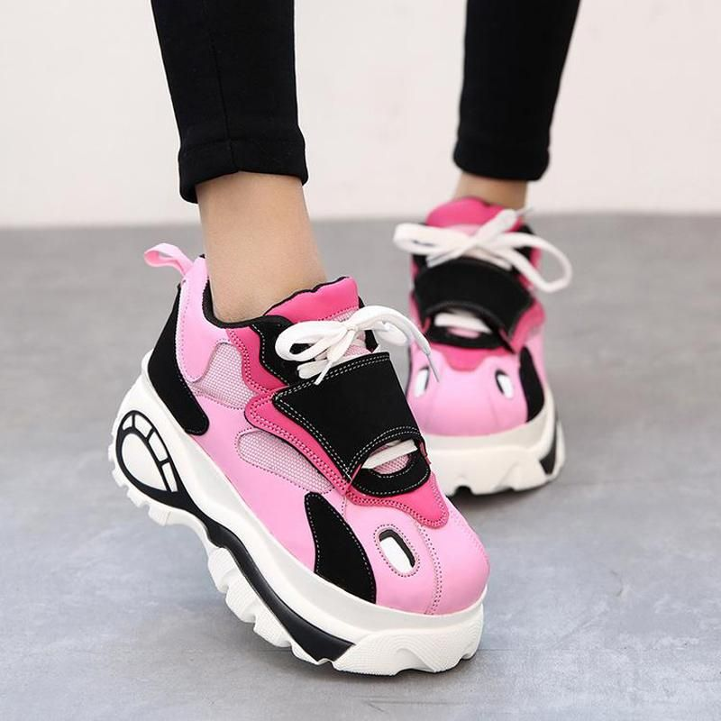d1d9d9f60fd Harajuku Platform Shoes   Kawaii shoes&socks   College shoes ...