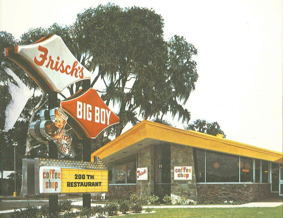 1965 The 200th Frisch S Big Boy Franchise Restaurant Opens In Gainesville Florida Big Boy Restaurants Gainesville Florida Florida Attractions