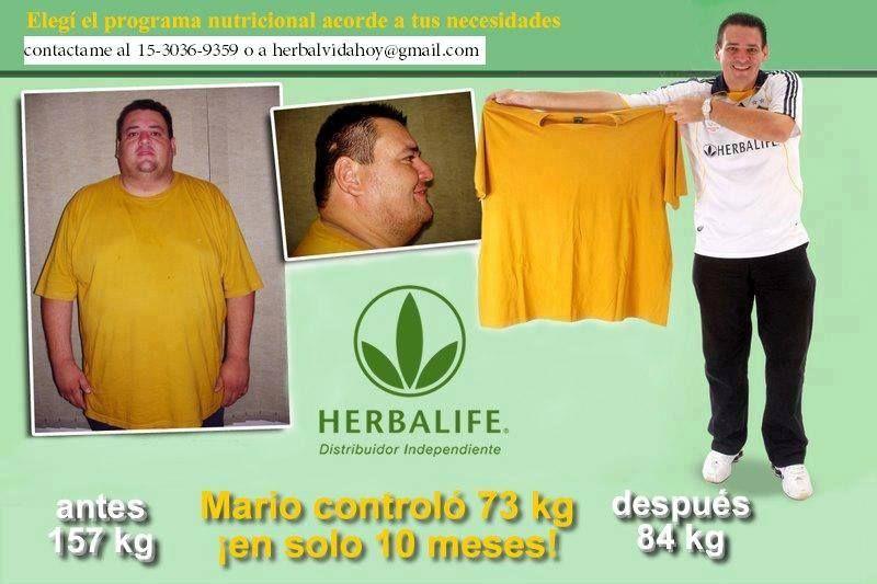 Quiero bajar 10 kilos con herbalife image 3
