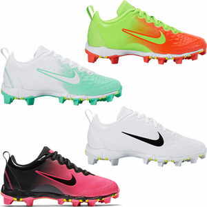 27e2051d6 Nike Hyperdiamond 2 Keystone Girl's Fastpitch Cleat 856435 ...
