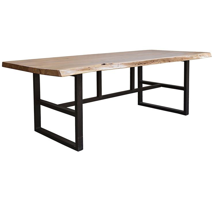 Gresham Live Edge Dining Table