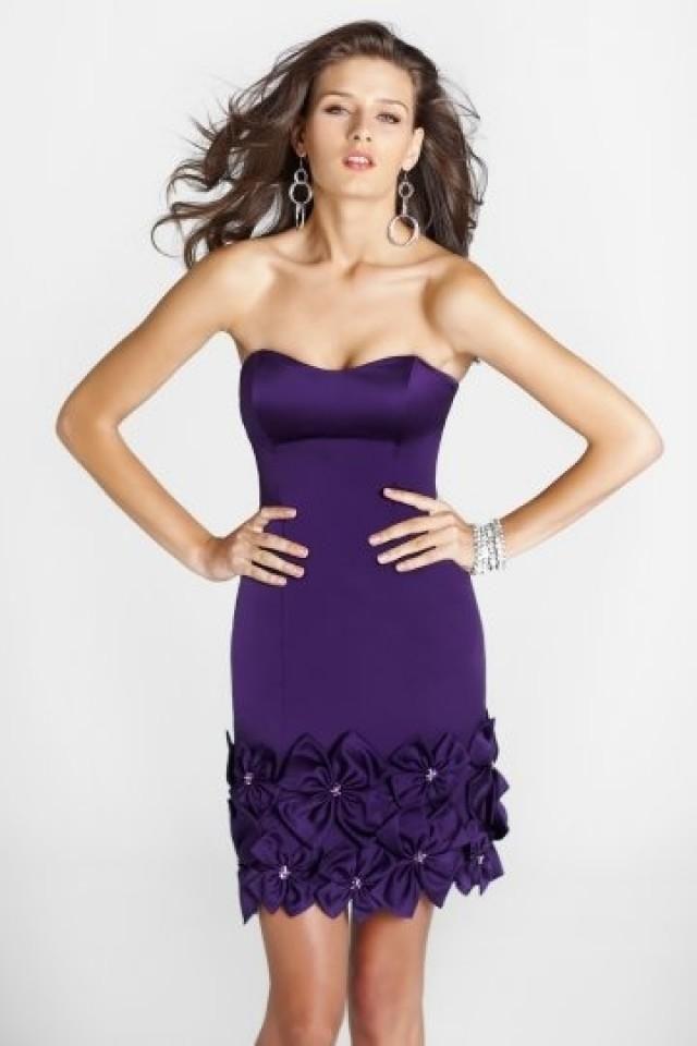 Framlingham Sheath Purple Cocktail Dress | Weddings | Pinterest ...