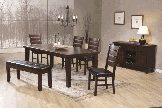 Kane\'s Furniture - Cabin Retreat II 5pc Dining | Dining Tables ...