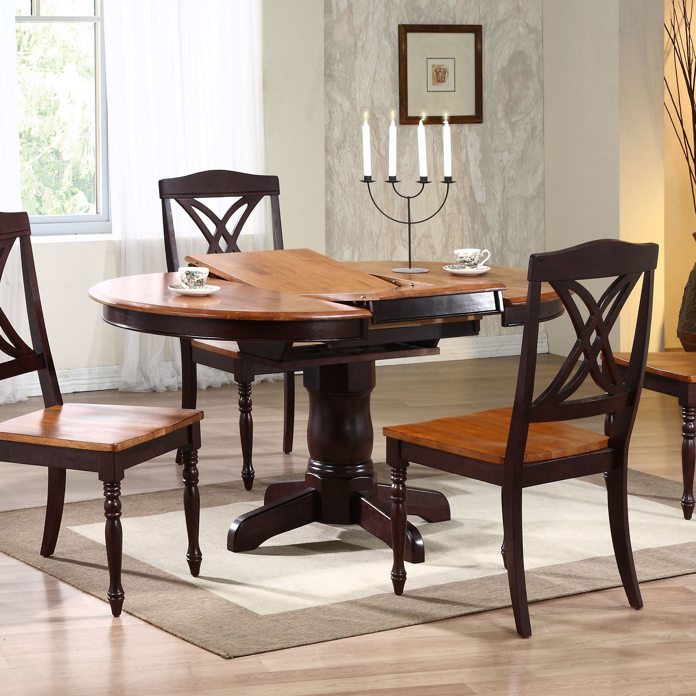 Extendable Solid Wood Dining Table In 2019 Mom And Dad S New
