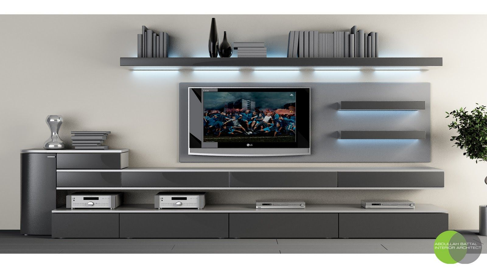 Tv unit design hd wallpapers download free tv unit design for Latest lcd wall unit designs