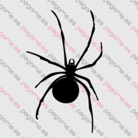 Pegame.es Online Decals Shop  #animal #spider #vinyl #sticker #pegatina #vinilo #stencil #decal