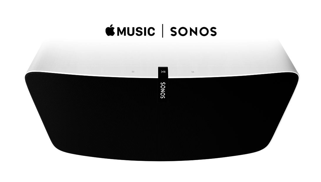 Apple Music Support For Sonos Controller Is Now Standard