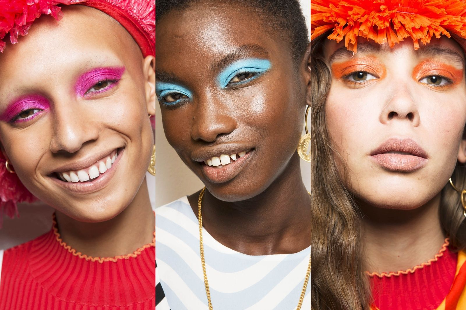 Every Makeup Look You Need To See From The Spring 2018 Shows With