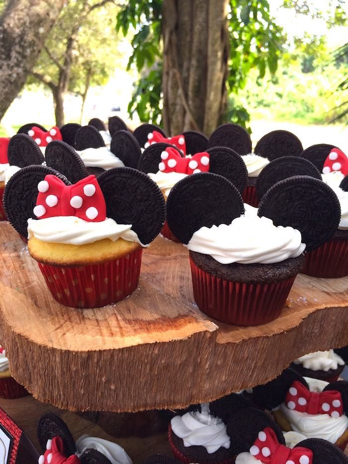 Mickey + Minnie Mouse Sunshine Birthday Soiree