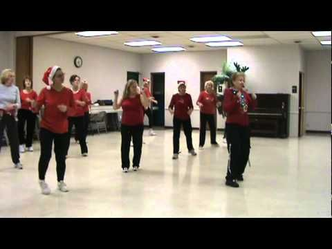 Zumba Christmas All I Want For Christmas Line Dance Partner Dance Zumba Routines Zumba