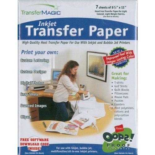 Amazon.com: iron on transfer paper
