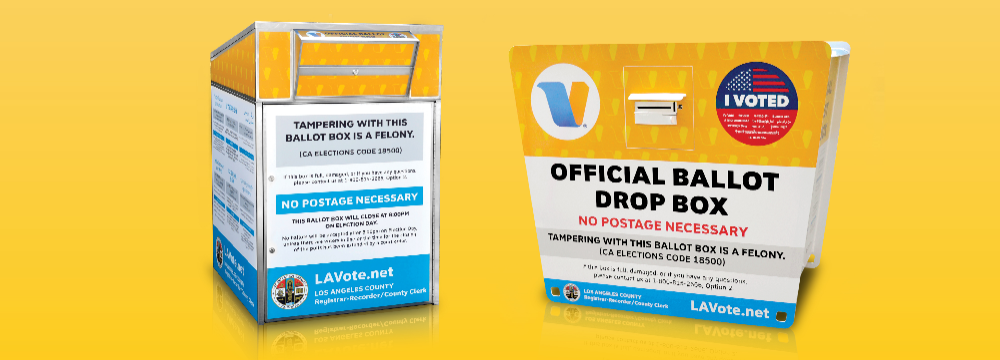 Vote By Mail Ballot Drop Off Locations