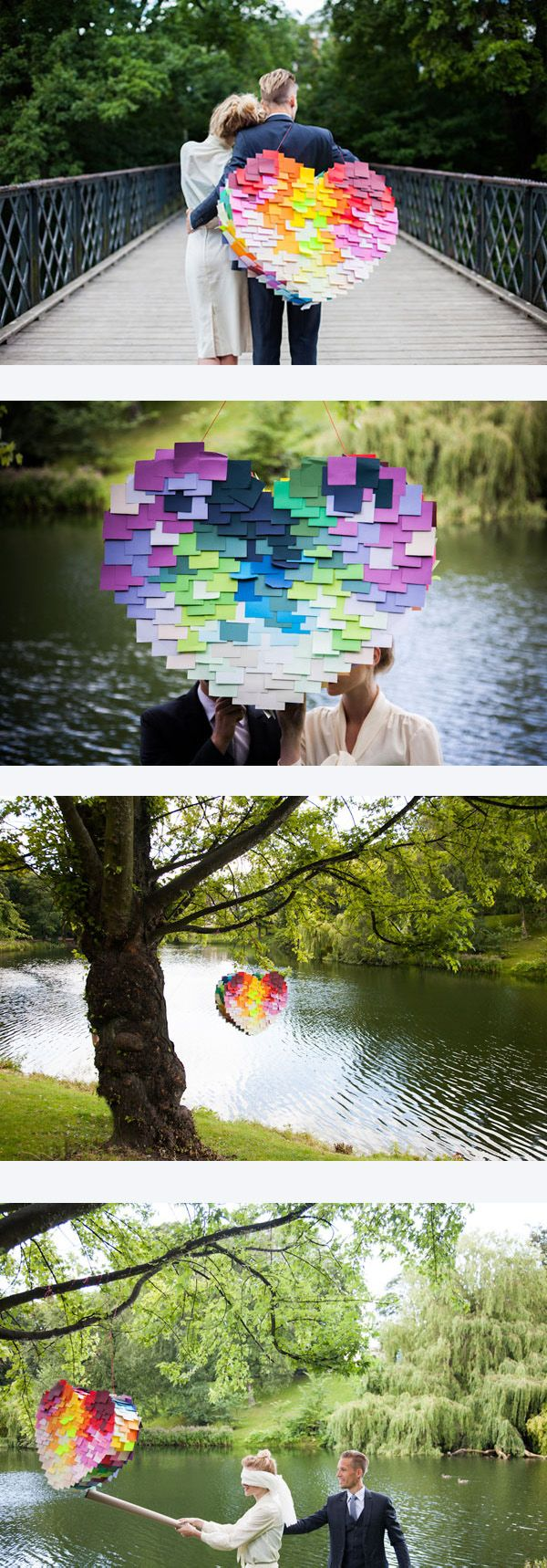 heart pinata tutorial diy geburtstag hochzeit pinata geburtstag ideen. Black Bedroom Furniture Sets. Home Design Ideas