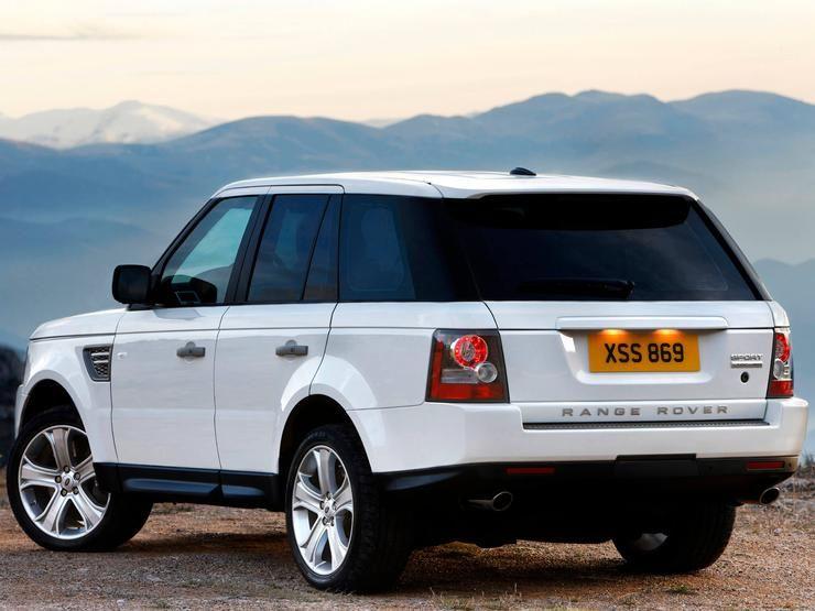Land Rover Range Rover Sport Rear 20092013 Range rover