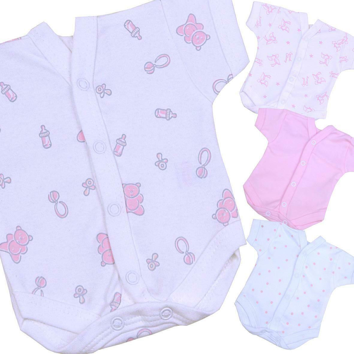 Babyprem Bébé Prématuré Filles Robes Nouveaux-nés vêtements Bébé Ensemble 2 pièces tenue