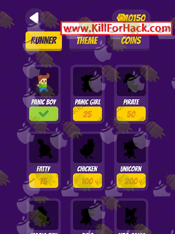 Panic Run Hack Cheats for iOS Android Devices
