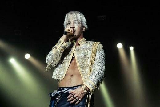 Rise Concert in Seoul Press Photos #TAEYANG