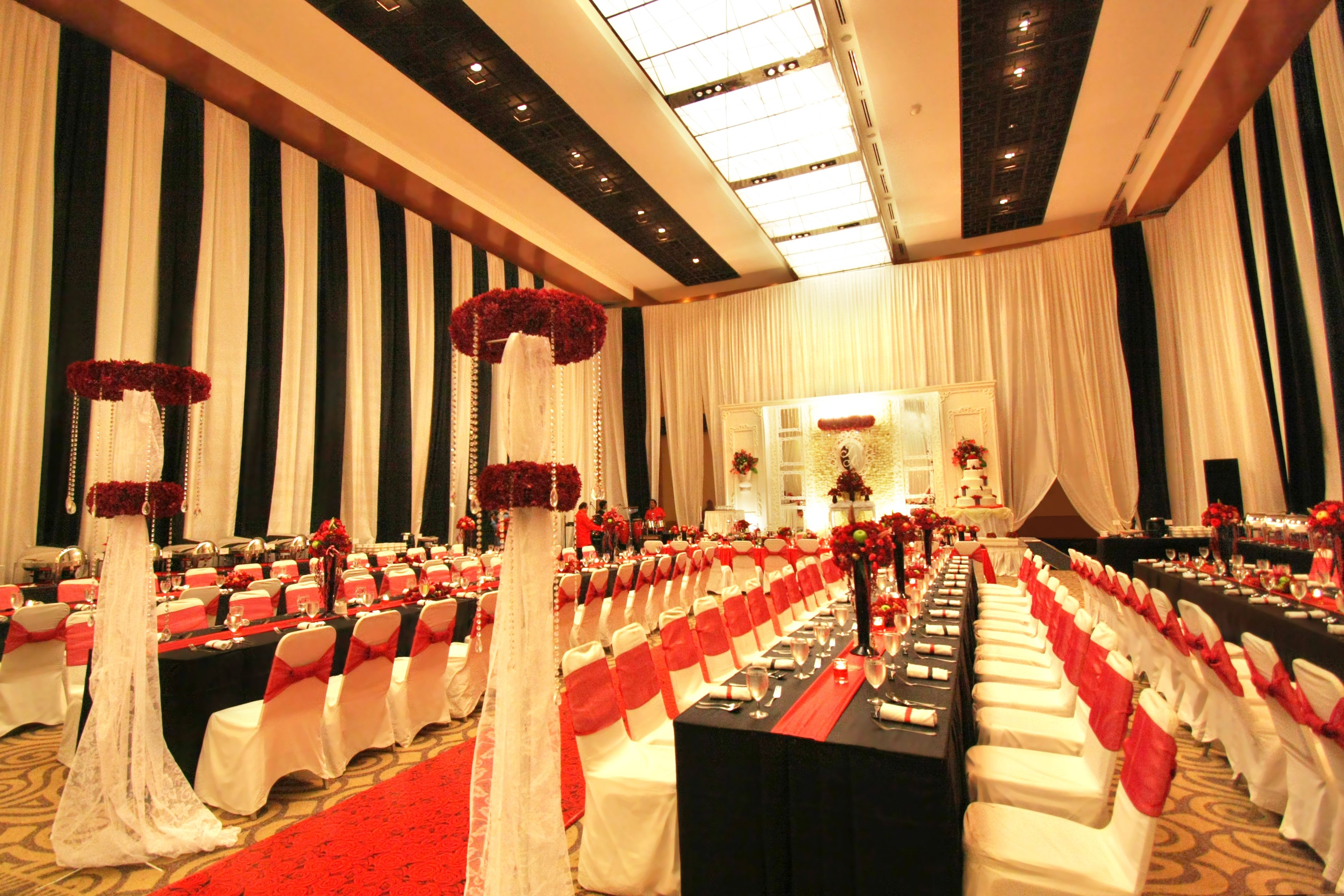 Wedding decoration grand ballroom at 9 floor hotel aryaduta medan wedding decoration grand ballroom at 9 floor hotel aryaduta medan junglespirit Images