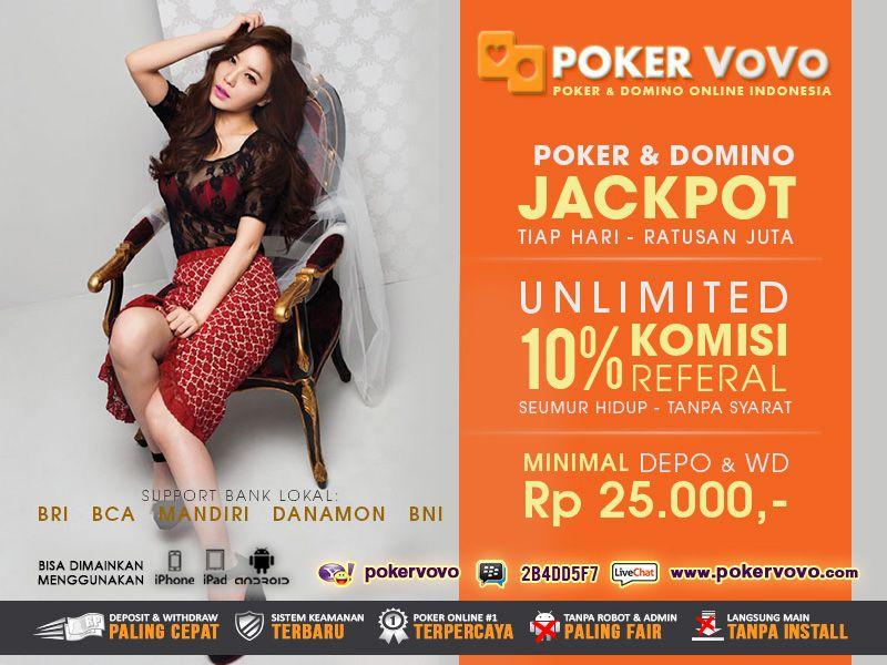 ปักพินในบอร์ด PokerVoVo.com | Agen Poker dan Domino Kiu