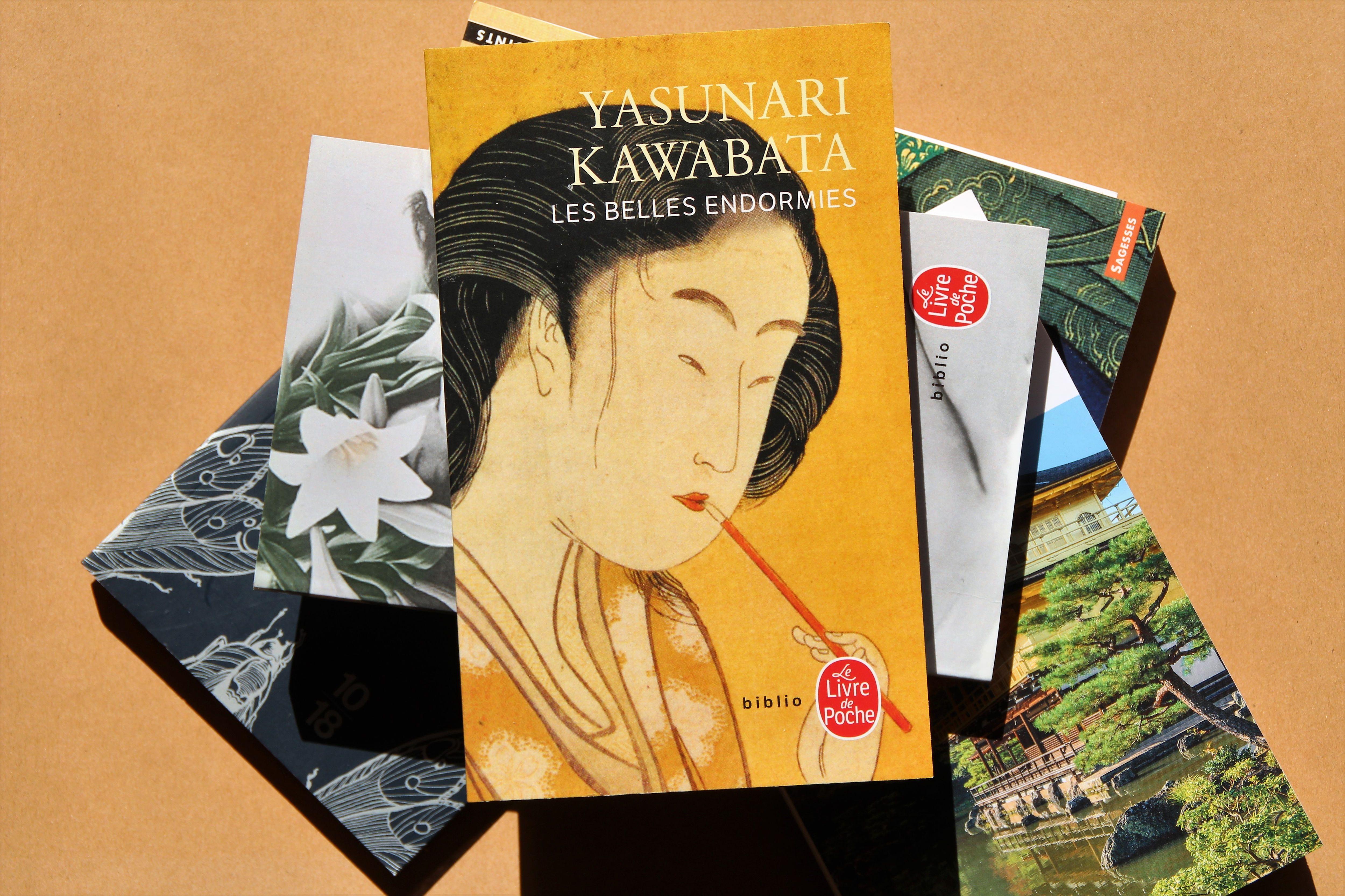 Les Belles Endormies De Kawabata Tout Sauf Soporifique La Belle Endormie Litterature Japonaise Prix Nobel De Litterature