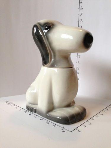 Vintage Snoopy Cookie Jar