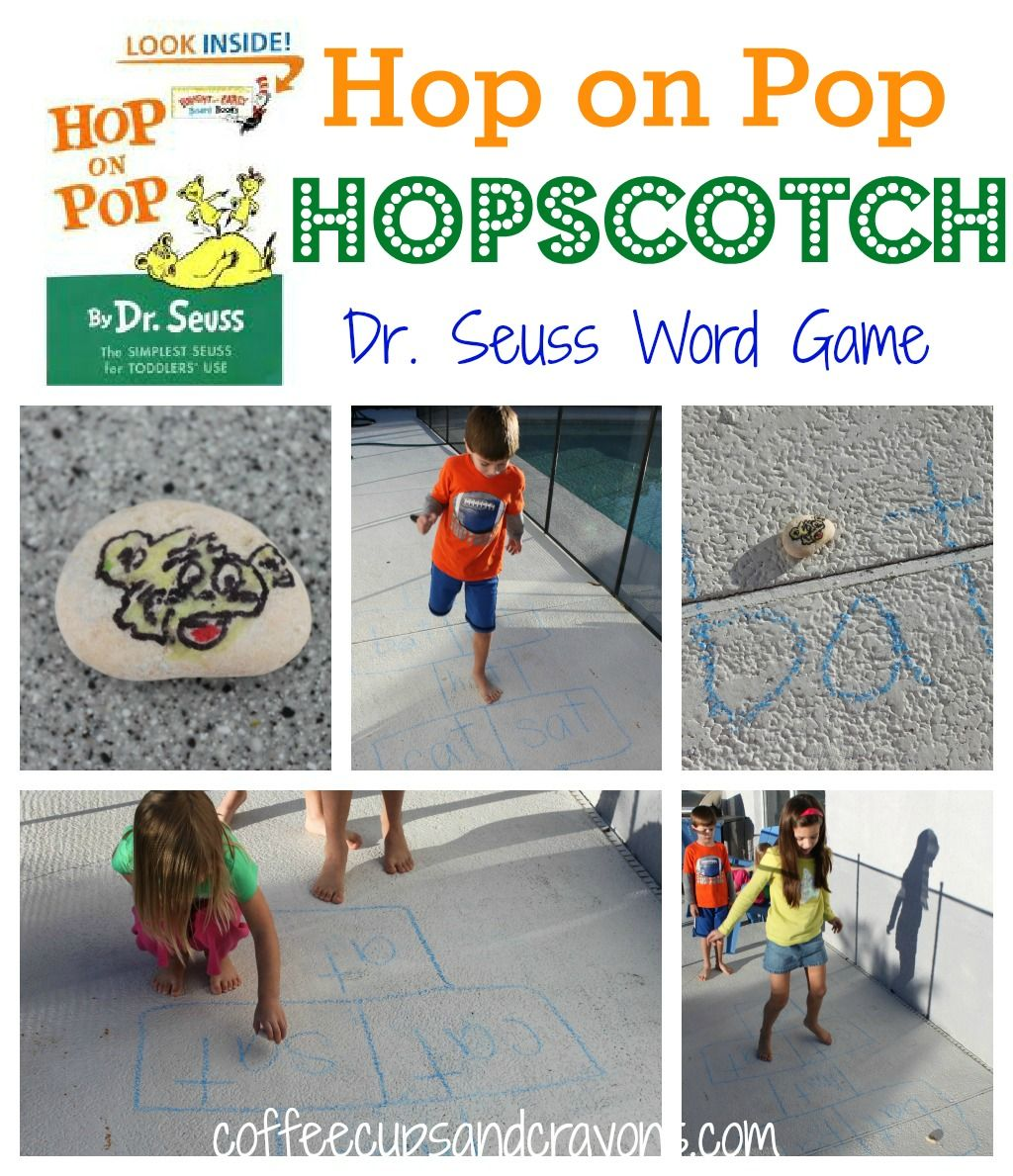 Hop On Pop Dr Seuss Games