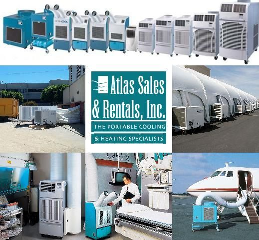 5 Ways Portable Air Conditioning Improves Worker Productivity With Images Portable Air Conditioning Heavy Equipment Rental Rental