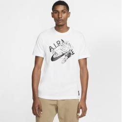 Photo of Nike Sportswear Men's T-Shirt – White NikeNike