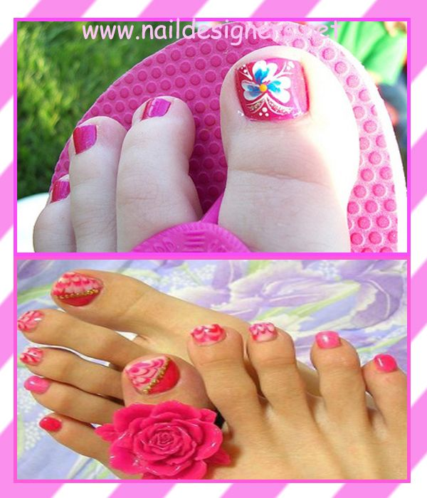 professional toe nail design ideas 2012 - Nail Design Ideas 2012