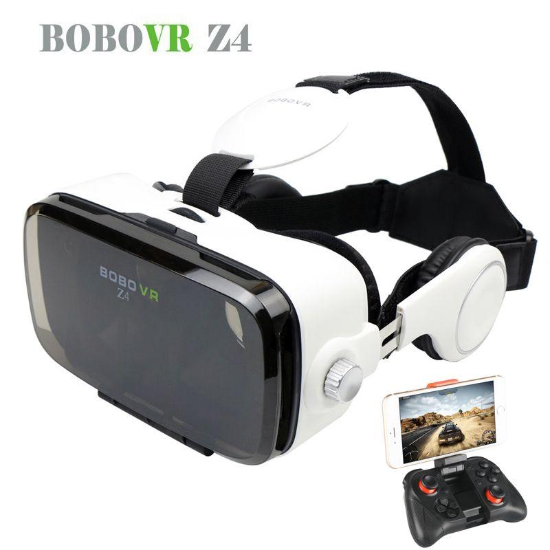 Hot 2016 Google Cardboard Bobovr Z4 Virtual Reality Goggles