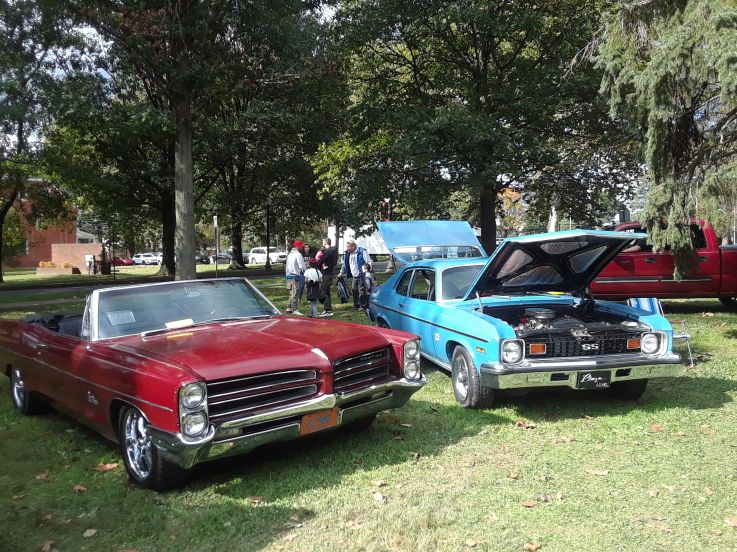 Thaddeus Stevens College Of Technology S Homecoming Car Show Car