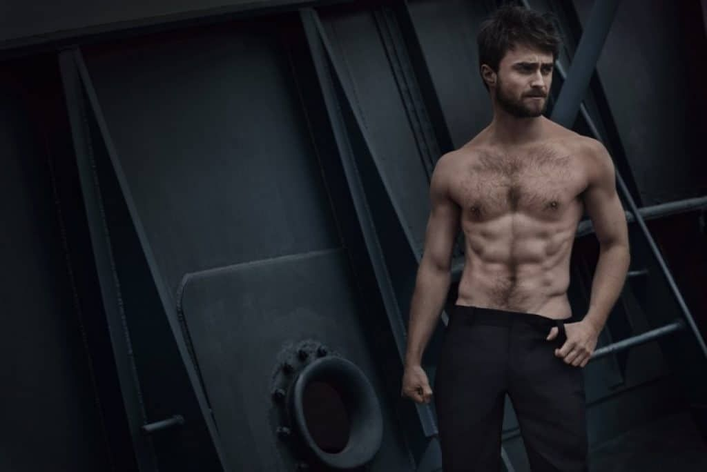 Simply matchless Daniel radcliffe fucking a girl s tight ass think, that