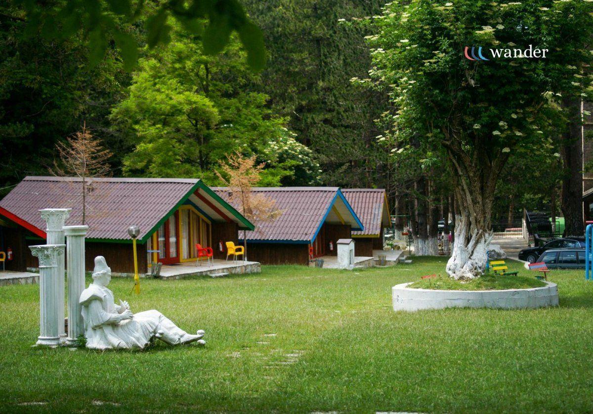 Llogara or Llogora National Park (Albanian: Parku Kombëtar i ...