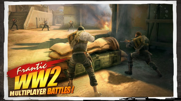 BROTHERS IN ARMS 3 MOD APK (UNLIMITED EVERYTHING) DOWNLOAD