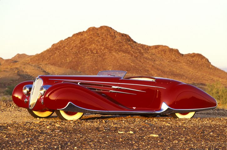 The Delahaye Type 165 Delahaye Cars Delahaye Art Deco Car