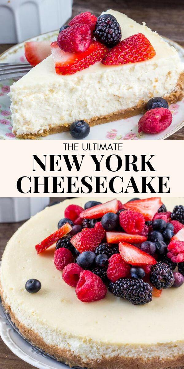Photo of New York Cheesecake