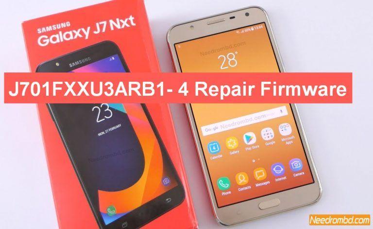 Samsung J7 NXT SM-J701F- J701FXXU3ARB1 Firmware | Smartphone