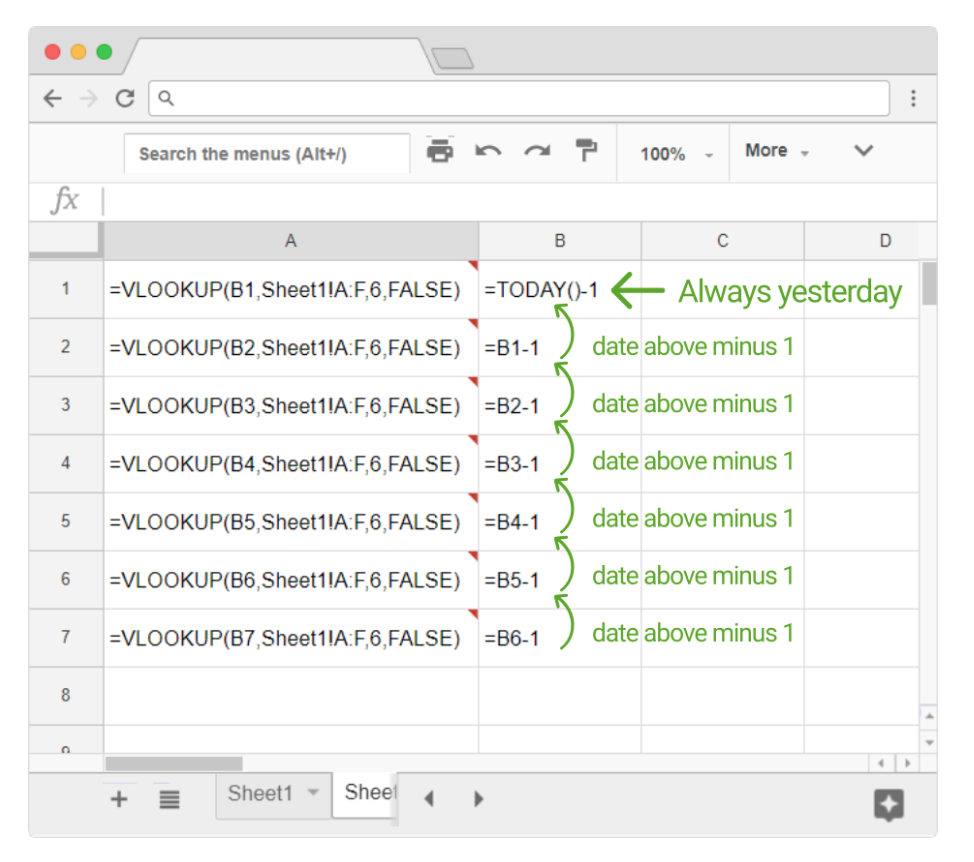 Tips for organizing your Import.io data and creating