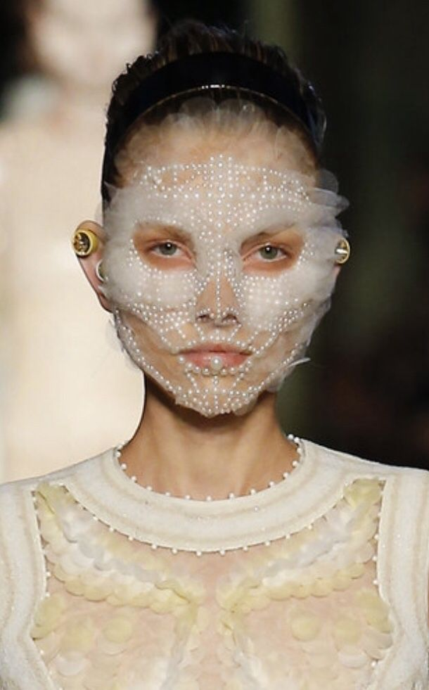 Givenchy SS 2016 @sqchoi
