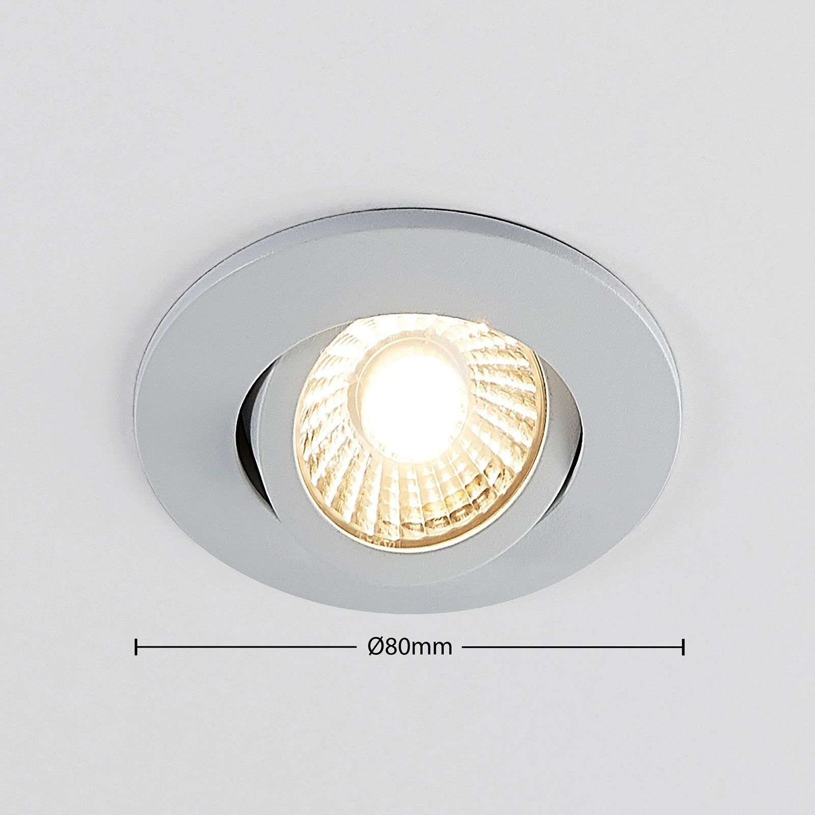 Arcchio Ricals Downlight Led Dimmable In 2020 Led Led Technik Led Spots