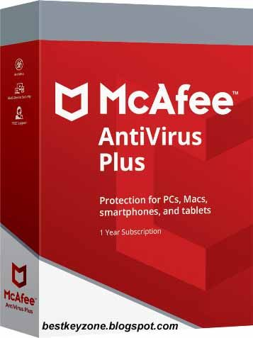 Mcafee Antivirus Plus Free Activation Code 2019 For 6 Months