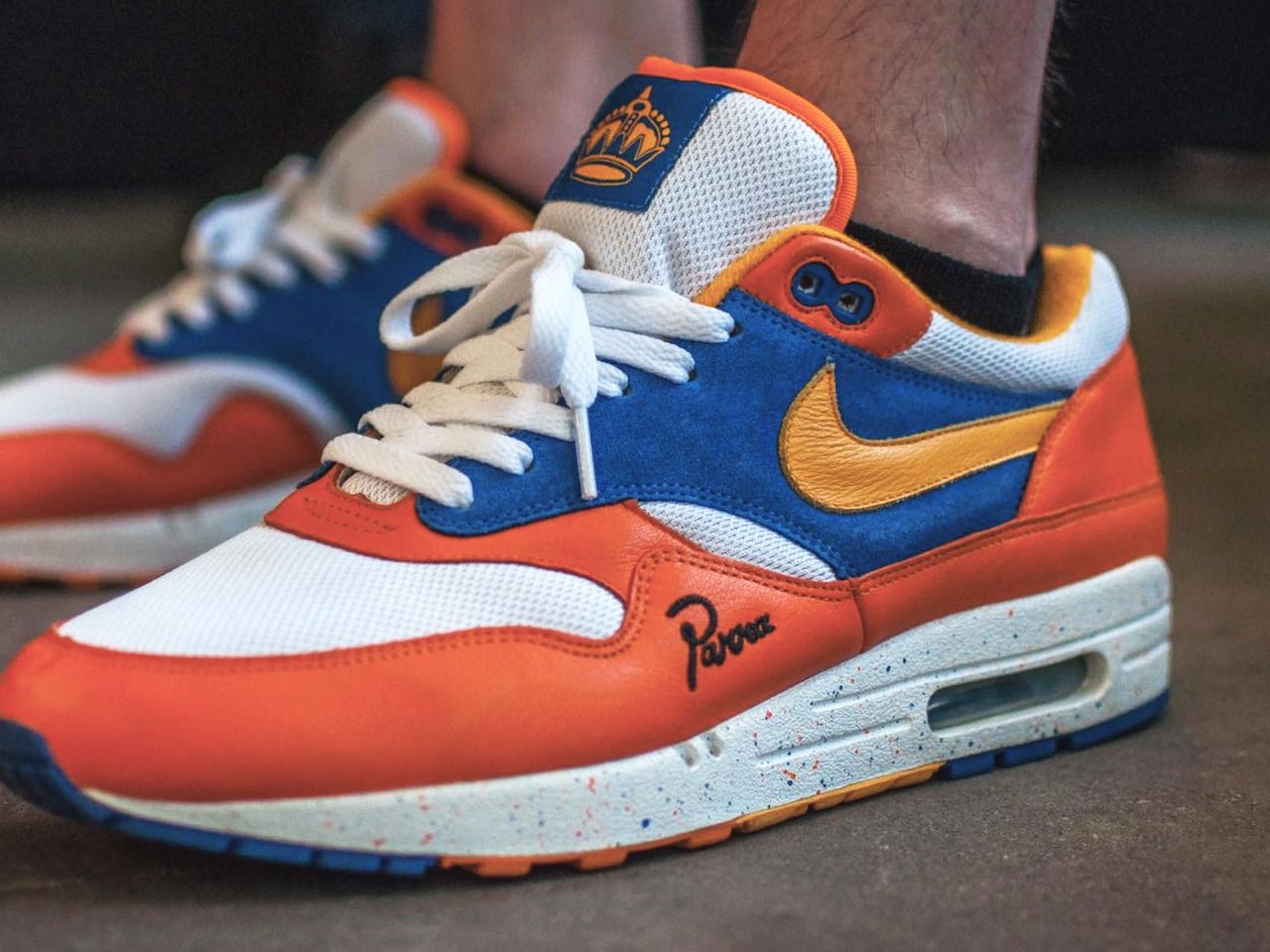 check out b9485 a690a Parra x Nike Air Max 1 Albert Heijn - 2005 (by joeyjcbs)