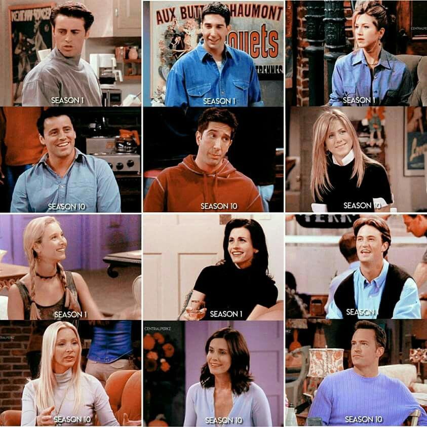 Download Friends Season (1-10) All episodes 480p / 720p / 1080p