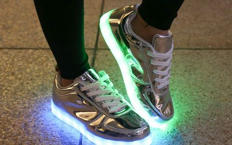 LED Schuhe & Blink Schuhe | Led schuhe, Blinkende schuhe und
