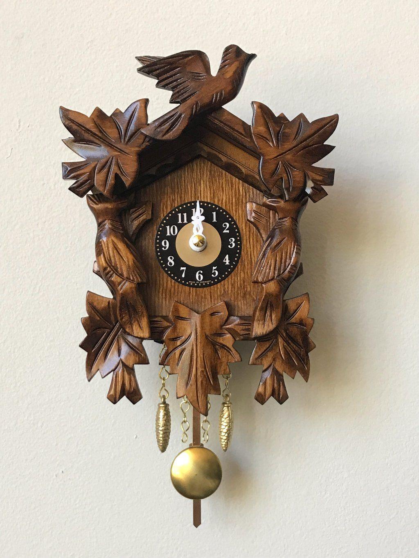 Traditional Black Forest Cuckoo Clock Cuckoo Clock Clock Cuckoo