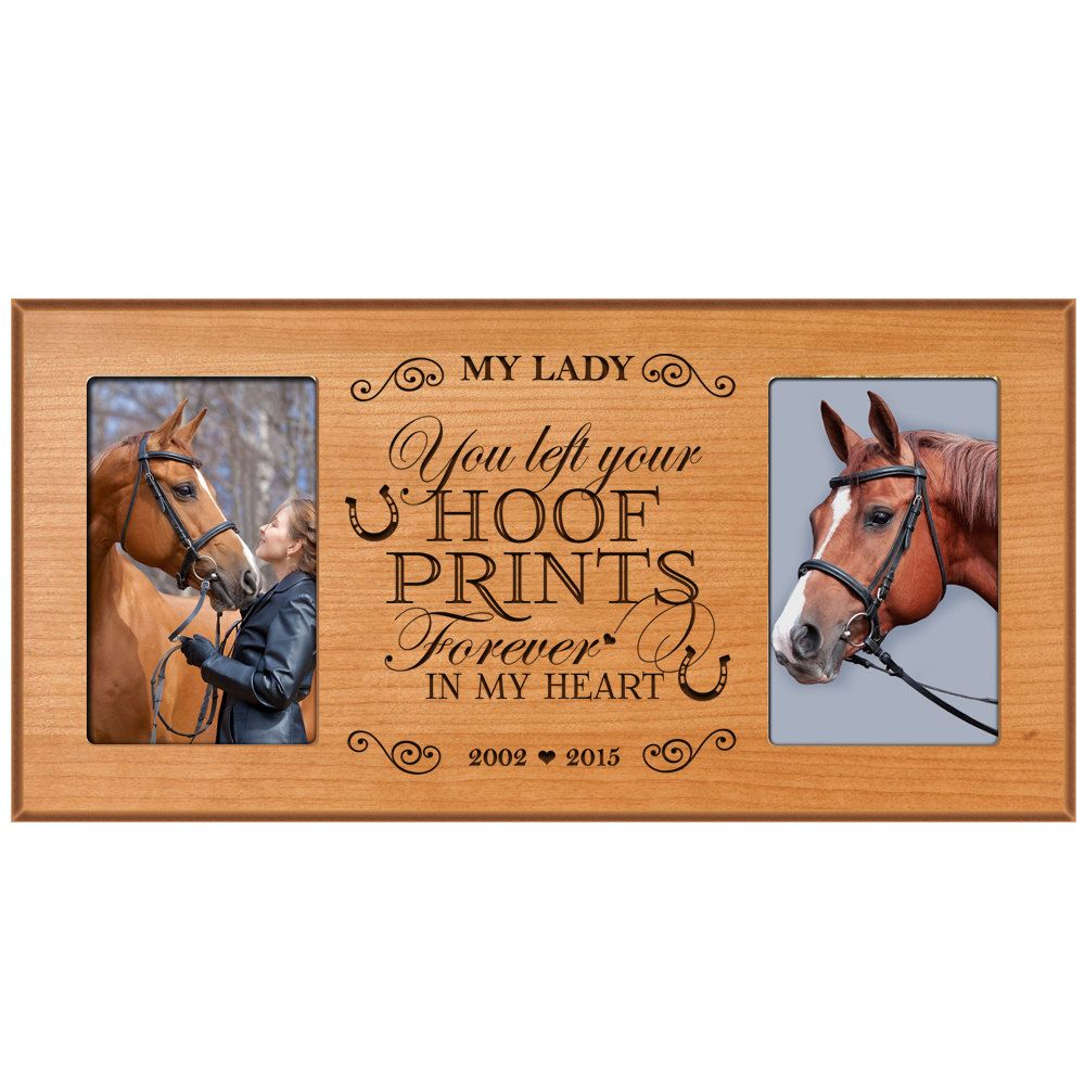 In loving memory gifts personalized photo framepet